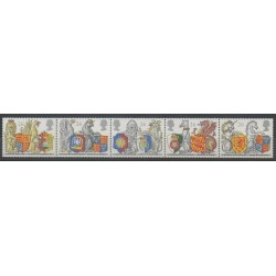 Great Britain - 1998 - Nb 2022/2026 - Coats of arms