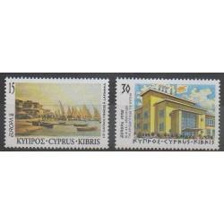 Chypre - 1998 - No 916/917 - Europa