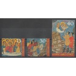 Chypre - 2004 - No 1058/1060 - Noël
