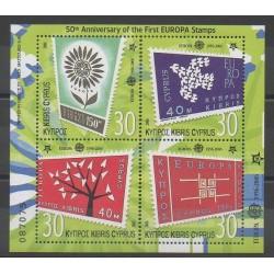 Chypre - 2006 - No BF24 - Timbres sur timbres