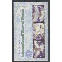 Sierra Leone - 2004 - No 4017T/1017V