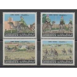 Jordanie - 1973 - No 752/755