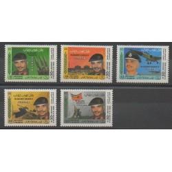 Jordanie - 1982 - No 1051/1055