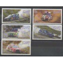 Jordan - 2011 - Nb 1903/1907 - Cars
