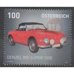 Austria - 2016 - Nb 3109 - Cars