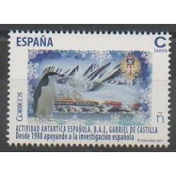 Espagne - 2017 - No 4833 - Polaire