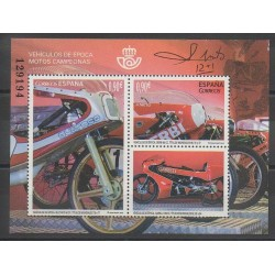 Spain - 2015 - Nb F4728 - Motorcycles