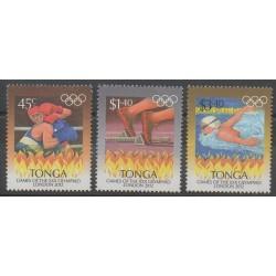 Tonga - 2012 - Nb 1294/1296 - Summer Olympics