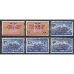 Tonga - 1966 - No 146/151 - Service postal