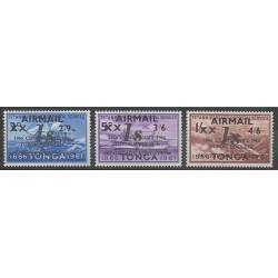 Tonga - 1969 - No PA55/PA57 - Service postal