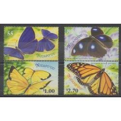 Tonga - Niuafo'ou - 2000 - No 281/284 - Insectes