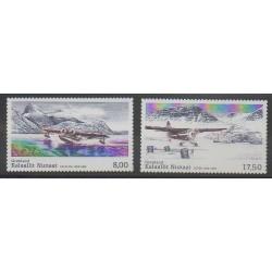 Greenland - 2011 - Nb 566/567 - Planes