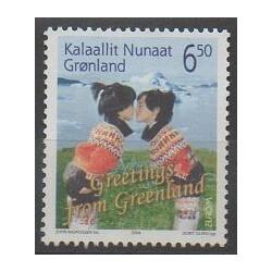Greenland - 2004 - Nb 401 - Europa