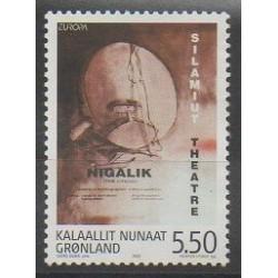 Greenland - 2003 - Nb 380 - Art - Europa