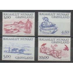 Greenland - 2001 - Nb 340/343 - Polar