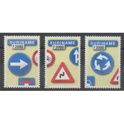 Suriname - 2000 - Nb 1550 - 1563 - 1569