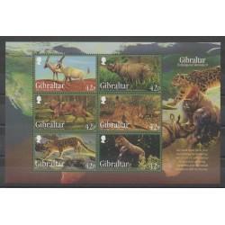 Gibraltar - 2012 - No BF112 - Animaux - Espèces menacées - WWF