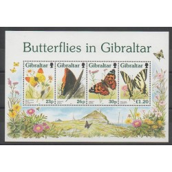 Gibraltar - 1997 - Nb BF26 - Insects