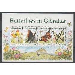 Gibraltar - 1997 - No BF26 - Insectes