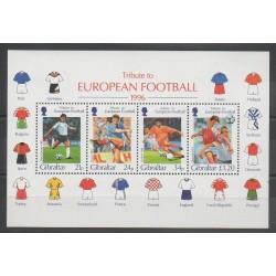 Gibraltar - 1996 - No BF24 - Football