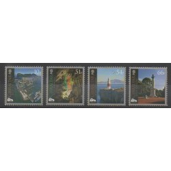 Gibraltar - 2012 - No 1487/1490 - Sites