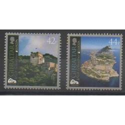 Gibraltar - 2012 - No 1485/1486 - Europa