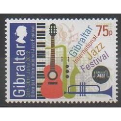 Gibraltar - 2012 - No 1484 - Musique