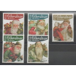 Gibraltar - 2006 - No 1188/1192 - Noël