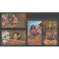 Samoa - 2004 - No 984/987