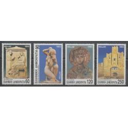 Grèce - 1993 - No 1813/1816 - Art