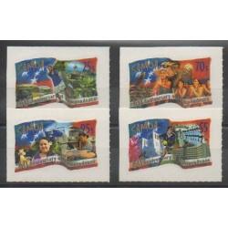 Samoa - 2002 - No 923/926 - Histoire