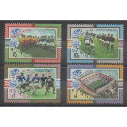 Samoa - 1995 - Nb 810/813 - Various sports