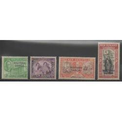 Samoa - 1946 - No 144/147