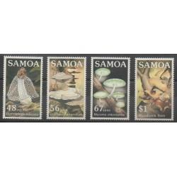 Samoa - 1985 - No 580/583 - Champignons