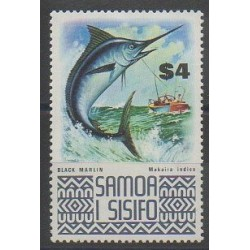 Samoa - 1974 - Nb 336 - Sea animals