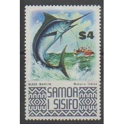 Samoa - 1974 - No 336 - Animaux marins