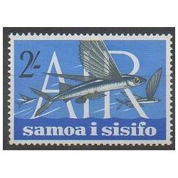 Samoa - 1965 - Nb PA2 - Sea animals
