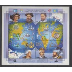 Palau - 1992 - No 476/495 - Navigation