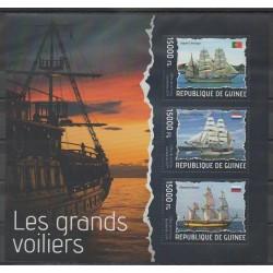 Guinea - 2014 - Nb 7100/7102 - Boats