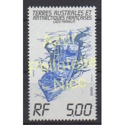 Timbres - Thème bateaux - Terres Australes et Antarctiques Françaises - Poste - 1983 - No 101
