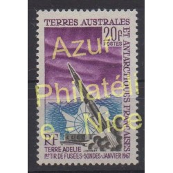 French Southern and Antarctic Territories - Post - 1967 - Nb 23
