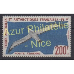 French Southern and Antarctic Lands - Airmail - 1956 - Nb PA4 - Mint hinged