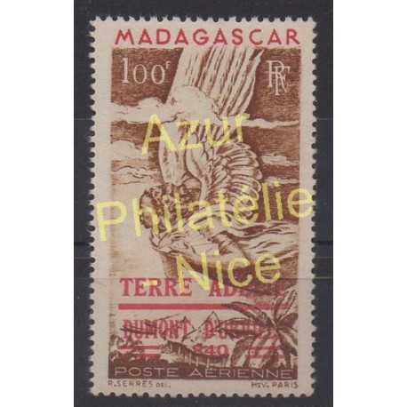 French Southern and Antarctic Lands - Airmail - 1948 - Nb PA1