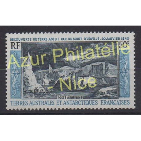 French Southern and Antarctic Lands - Airmail - 1965 - Nb PA8