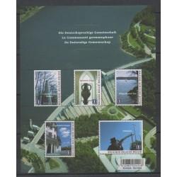 Belgique - 2009 - No 3855/3859