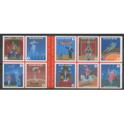 Belgium - 2009 - Nb 3910/3919 - Circus