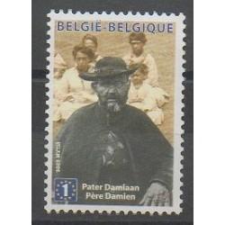 Belgium - 2009 - Nb 3949 - Religion