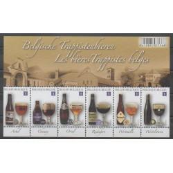 Belgique - 2012 - No 4176/4181 - Gastronomie