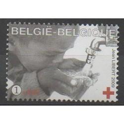 Belgique - 2009 - No 3862 - Santé ou Croix-Rouge
