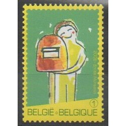 Belgique - 2009 - No 3865 - Service postal